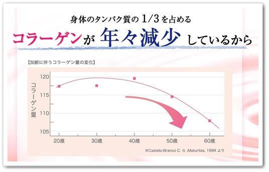琉球すっぽんのコラーゲンゼリー 口コミ 効果 シマノヤ(しまのや)ちゅら生活 スッポンサプリ お試し ブログ 年々減少