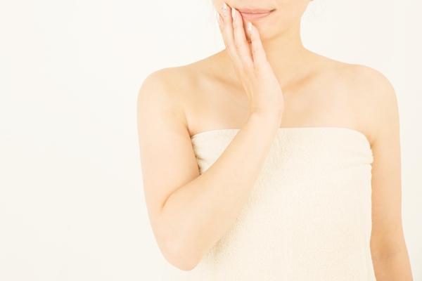 肌かゆみ予防