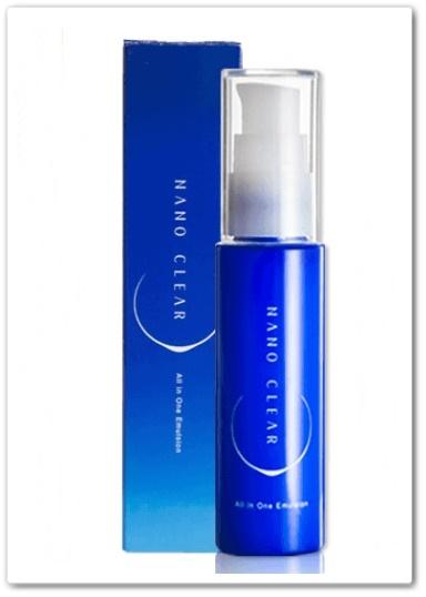ナノクリア 口コミ 効果 FABIUS(ファビウス)ラメラ ブースター オールインワン化粧品 なのくりあ お試し 容器