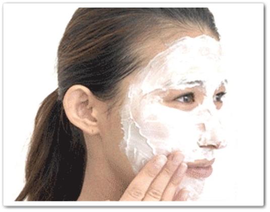 ヌルホワイト 口コミ 効果 美白ホワイトニングフェイスパック 塗るホワイト nullwhite ぬるほわいと 通販 最安値 使う3
