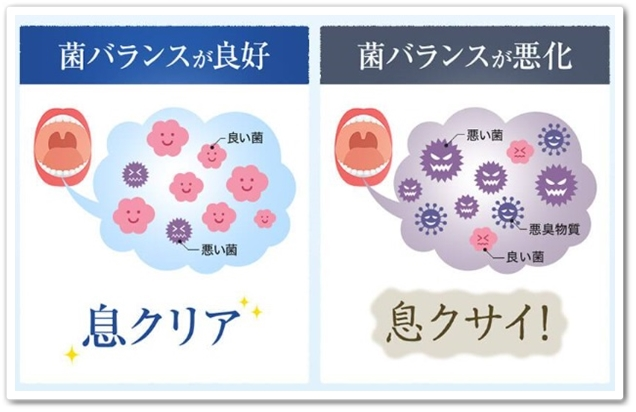inio イニオ 口コミ 口臭を消す 効果 エチケット サプリメント タブレット 通販 息がくさい原因