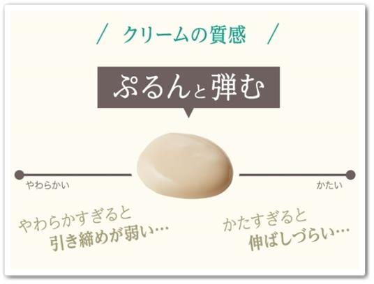 ユーグレナoneワンオールインワンパワーリフティングクリーム 口コミ 効果 通販 最安値 980円 クリームの固さ