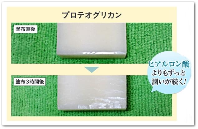 PG2 マリーンリッチ 口コミ 効果 プロテオグリカン プルラン 卵殻膜 オールインワンジェル 通販 最安値 保湿比較2